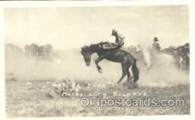 wes002017 - Western Cowboy Postcard Postcards