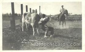 wes002020 - Western Cowboy Postcard Postcards