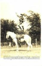 wes002041 - Jr. Eskew Trick Roper Je Ranch Rodeo, Real Photo Western Cowboy Postcard Postcards