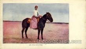 wes002094 - Cowgirl, Cowgirls, Western Postcard Postcards