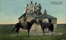 wes002097 - Cowgirl, Cowgirls, Western Postcard Postcards