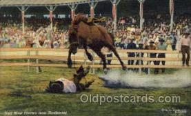 wes002148 - Earl West Western Postcard Postcards