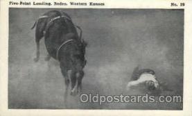 wes002187 - Western Kansas, USA Western Postcard Postcards