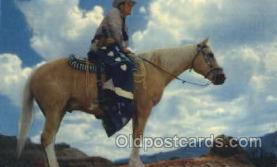 wes002225 - Mayfield Hotel Western Cowboy, Cowgirl Postcard Postcards