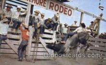 wes002267 - Livermore Rodeo Western Cowboy, Cowgirl Postcard Postcards
