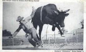 wes002272 - Dale Adams Western Cowboy, Cowgirl Postcard Postcards