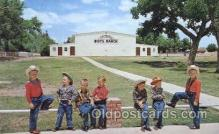 wes002275 - Boys Ranch Western Cowboy, Cowgirl Postcard Postcards