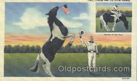 wes002342 - Cecil Cornish Western Cowboy, Cowgirl Postcard Postcards