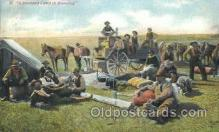 wes002353 - Round Up Camp Western Cowboy, Cowgirl Postcard Postcards
