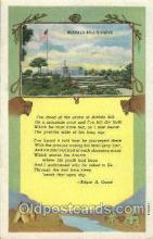 wes002385 - Buffalo Bill's Grave Western Cowboy, Cowgirl Postcard Postcards