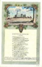 wes002398 - Buffalo Bill's Grave Western Cowboy, Cowgirl Postcard Postcards