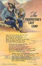 wes002401 - Western Cowboy, Cowgirl Postcard Postcards