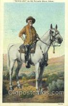 wes002409 - Buffalo Bill Western Cowboy, Cowgirl Postcard Postcards