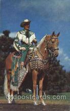 wes002418 - Western Cowboy, Cowgirl Postcard Postcards