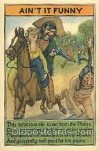 wes002420 - Western Cowboy, Cowgirl Postcard Postcards