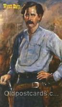 wes002428 - Wyatt Western Cowboy, Cowgirl Postcard Postcards