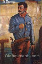 wes002430 - John Ringo Western Cowboy, Cowgirl Postcard Postcards