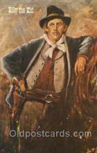 wes002432 - John Wesley Hardin Western Cowboy, Cowgirl Postcard Postcards
