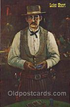 wes002435 - Pat Garrett Western Cowboy, Cowgirl Postcard Postcards