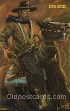 wes002441 - Wild Bill Hickok Western Cowboy, Cowgirl Postcard Postcards