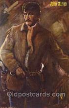 wes002445 - Luke Short Western Cowboy, Cowgirl Postcard Postcards