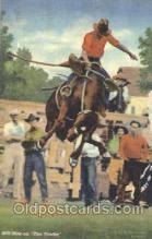 wes002452 - Western Cowboy, Cowgirl Postcard Postcards