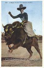 wes002463 - Western Cowboy, Cowgirl Postcard Postcards