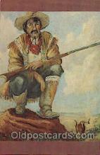 wes002474 - Knott's Berry Farm Western Cowboy, Cowgirl Postcard Postcards
