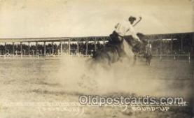 wes002522 - Howard Tegland Western Cowboy, Cowgirl Postcard Postcards