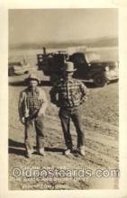 wes002533 - Tompie & Tex Western Cowboy, Cowgirl Postcard Postcards