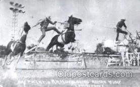 wes002591 - Western Cowboy, Cowgirl Postcard Postcards