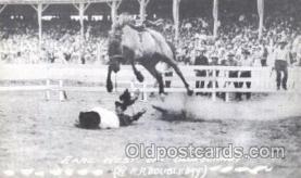 wes002594 - R.R. Doubleday Western Cowboy, Cowgirl Postcard Postcards