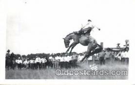 wes002605 - Wild Bill Overturf, Western Cowboy, Cowgirl Postcard Postcards