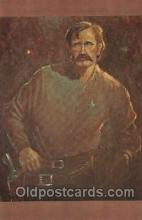 wes002628 - Wyatt Earp Western Cowboy, Cowgirl Postcard Postcards