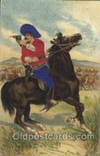 wes002645 - Western Cowboy, Cowgirl Postcard Postcards