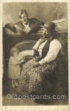 wes002665 - Columbia Studio Western Cowboy, Cowgirl Postcard Postcards
