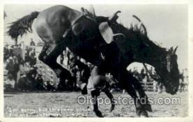 wes002678 - JH Eastman Cowboy Western Old Vintage Antique Postcard Post Cards