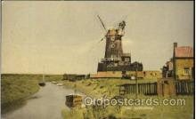 win001005 - The, Mill, Cley Windmill, Windmills Postcard Postcards