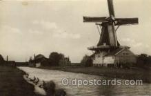 win001048 - Oude Schilderachtige Molens Windmills Postcard Post Cards, Old Vintage Antique