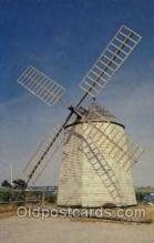 win001093 - Windmills Postcard Post Cards, Old Vintage Antique