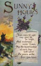 win001098 - Windmills Postcard Post Cards, Old Vintage Antique