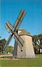Historic Windmill at Orleans