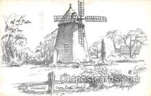 Oldest Windmill, Eastham