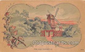 Old Turnstile