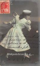 wis002015 - Woman in Sports Artist Signed Postcard