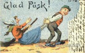 wit001013 - Witch Postcard Postcards