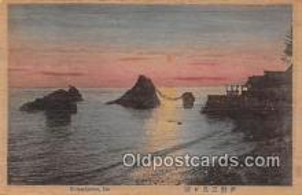 wod001009 - Futamigaura, Ise Postcard Post Card