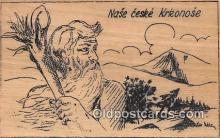 wod001013 - Nase Ceske Krkonose  Postcard Post Card