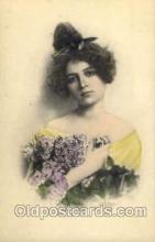 wom001029 - Woman Postcard Postcards