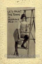 wom001070 - Woman Postcard Postcards
